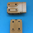 1 PAIR VENETIAN BOX BRACKETS FOR 60MM X 43MM TOP BOX DARK PINE